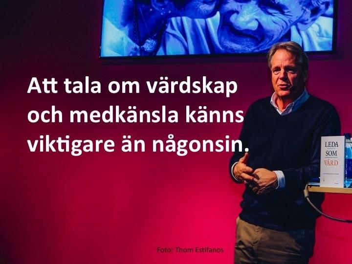 Värdskapskultur – Jan Gunnarsson 30/11