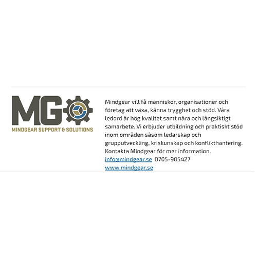 Mindgear Support & Solutions AB