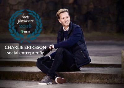 Charlie Eriksson
