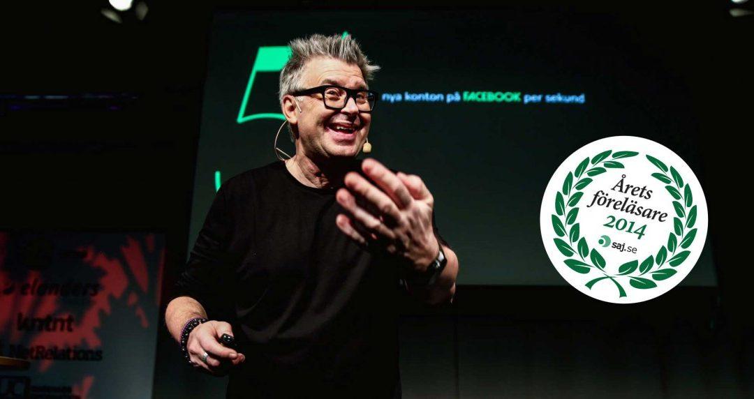 Intervju med Göran Adlén – Årets Föreläsare 2014