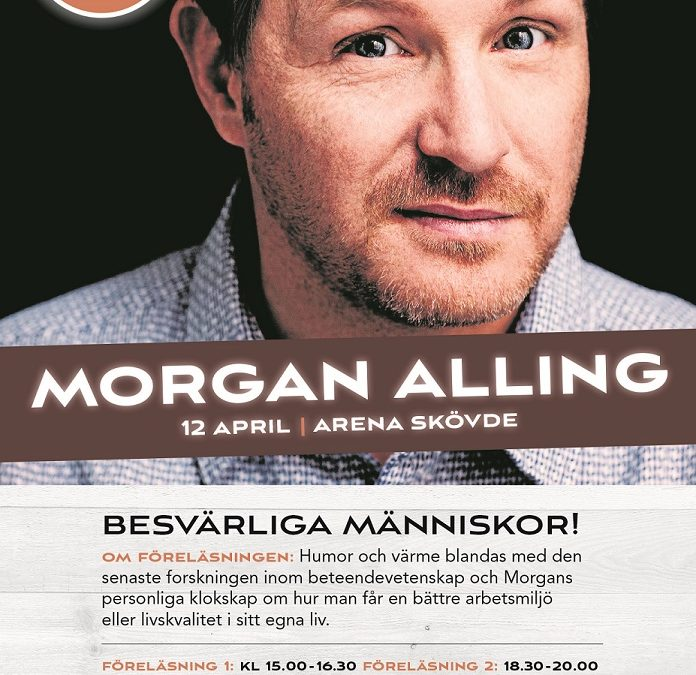Morgan Alling i Skövde
