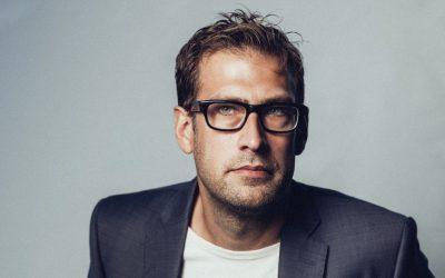 Niklas Källner föreläser om möten och kallprat