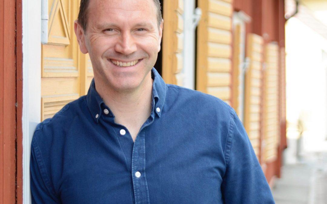 Jonas Eriksson – en entreprenör som fortsätter att utmana sig själv!