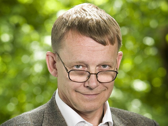 Hans Rosling har avlidit