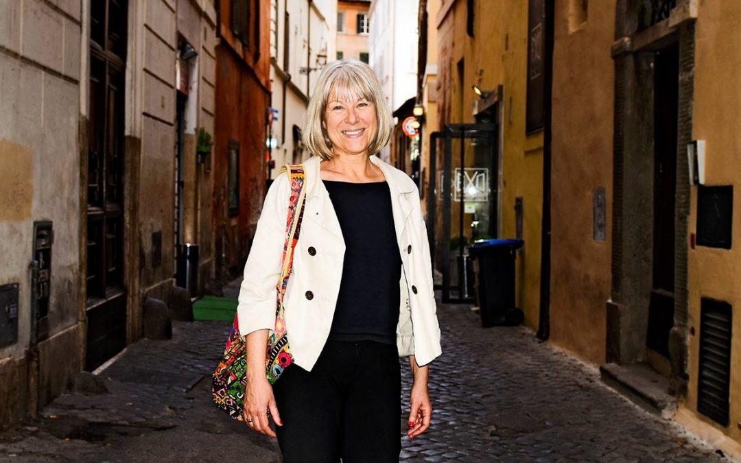 Kristina Kappelin föreläser om gåtfulla Italien