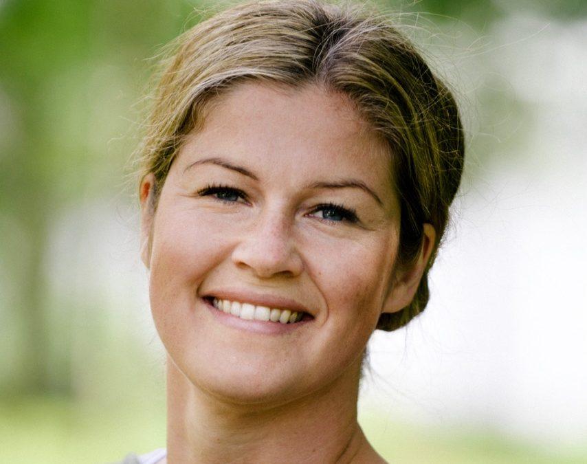 Anna Almberg; Allt var grönt