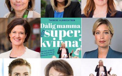 Therese Albrechtson – ny bok och föreläsning!