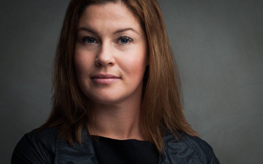 Anna Almberg är expert på intern kommunikation