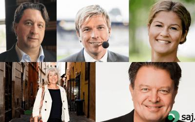 Möt fem föreläsare i månadens reportage