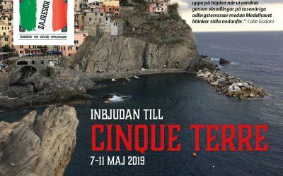 Unik Mat och Vandringsresa till Cinque Terre och Toscana