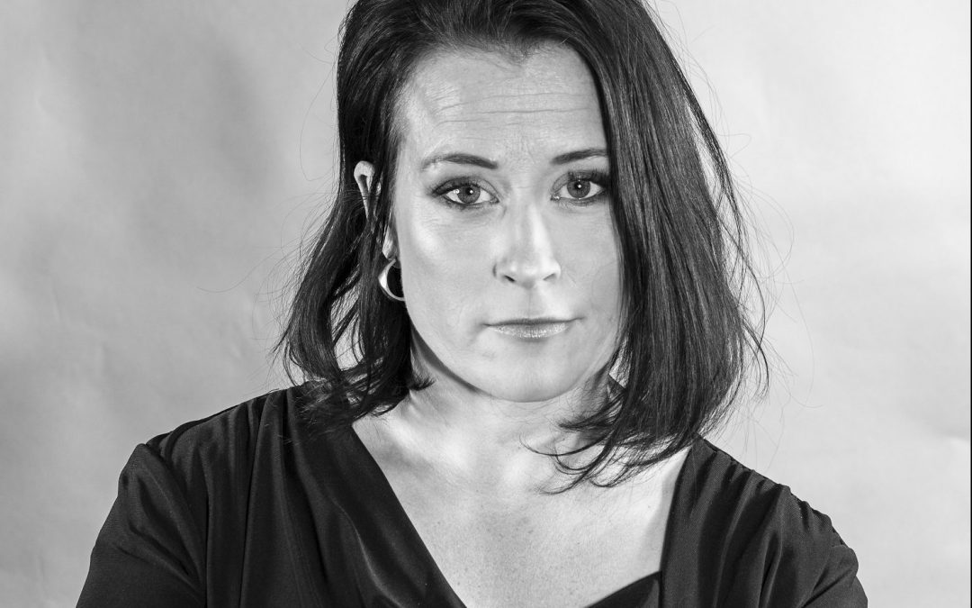 Petra Malm går mot strömmen