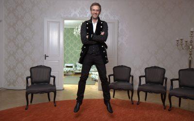 Teo Härén väljer personlig service, lång erfarenhet och proffsighet
