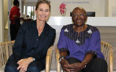 Marika Griehsel leder möten och debatter i Almedalen