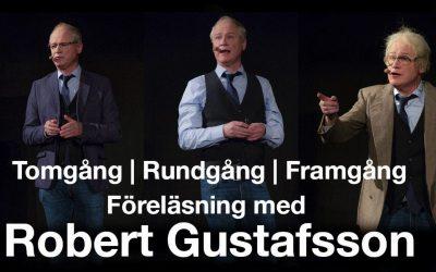 Boka Robert Gustafssons föreläsning 2019-2020