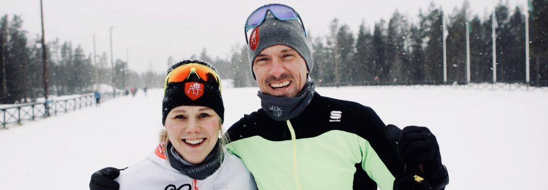 Anna och Johan Olsson